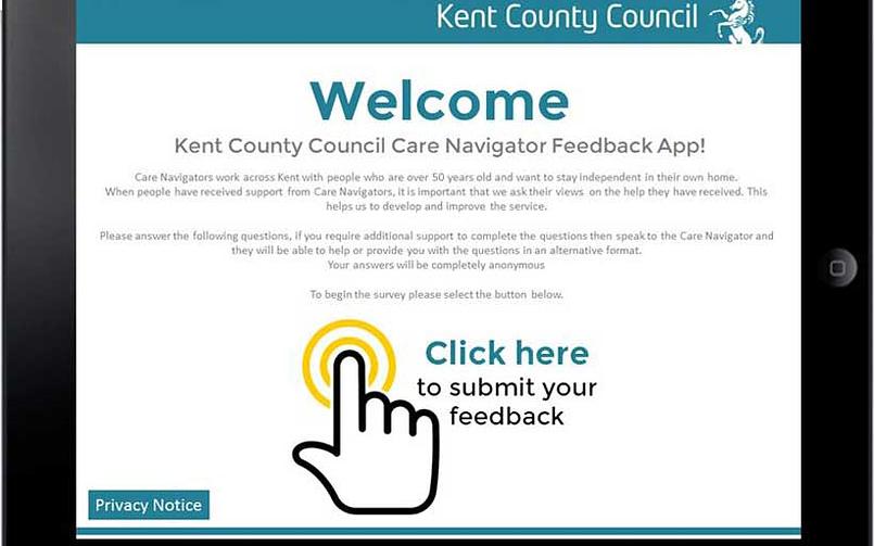 Mobile App Development – Kent County Council
