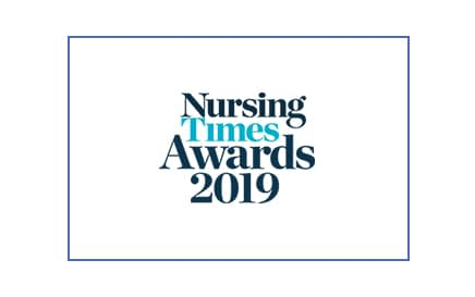 Leicestershire patient care project shortlisted in prestigious awards.