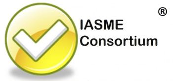 yellow iasme logo